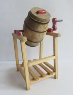 Butter churn on Stand