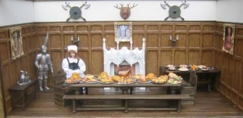 Tudor Banquet hall